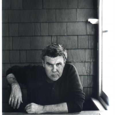 Raymond Carver, écrivain.