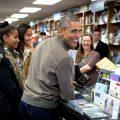Barack Obama, le Président prescripteur de livre