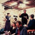 Atelier Ouvert : les textes de la Nuit de la lecture à la librairie du Rideau rouge