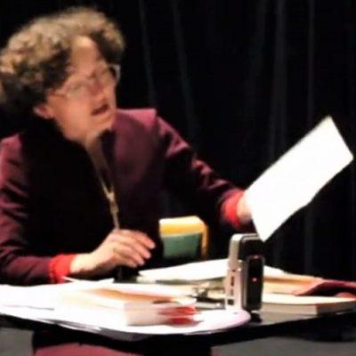 Lecture Marie-Hélène Lafon