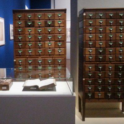 Les bibliothèques la nuit, exposition à la BNF
